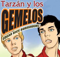 TARZAN Y LOS GEMELOS