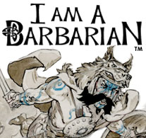 I am a Barbarian