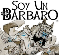 SOY UN BARBARO