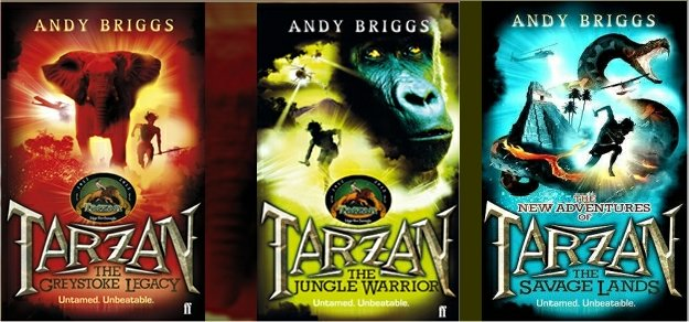 The Jungle Lord Is Alive And Well The New Adventures Of Tarzan
