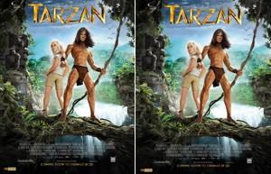 Tarzan New Movie Cover