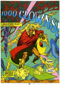 Comics Retrospective and Jim Starlin's Warlock