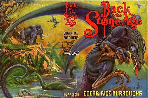 Quot Back To The Stone Age Quot Limited Edition Reprint Announced border=