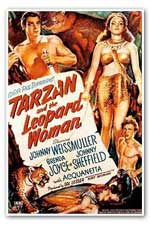 Tarzan and the Leopard Woman