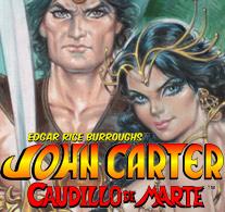 JOHN CARTER CAUDILLO DE MARTE