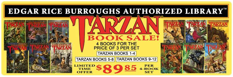 Edgar Rice Burroughs Authorized Library