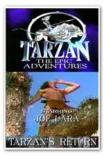 Tarzan: The Epic Adventures - Tarzan's Return